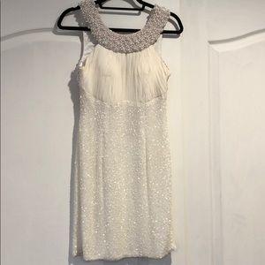 Sherri Hill beaded cocktail dress